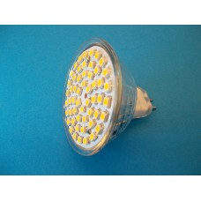 LED  GU 5,3   MR 16 3 W 12V hladna bela svetloba 180 lm