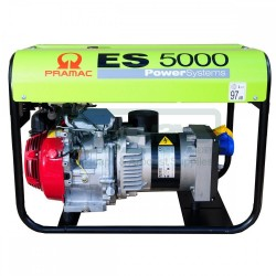 Elektro agregat 3- faze 5 KW Pramac ES5000 + AVR